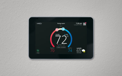 Meet the New Lennox iComfort S30 Smart Thermostat